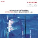 "Beethoven: String Quartet No. 8 in E Minor, Op. 59 No. 2 ""Rasumovsky"" & String Quartet No. 2 in G Major, Op. 18 No. 2 (Remastered)/Juilliard String Quartet"