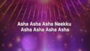 Asha Asha (Lyric Video)/James Vasanthan