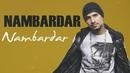 Nambardar (Lyric Video)/Nambardar