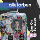 Sticker on My Suitcase/Alle Farben