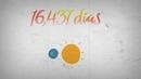 16,437 Días (Versión Luna [Lyric Video])/Reyli Barba