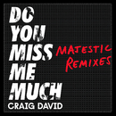 Do You Miss Me Much (Majestic Remixes)/Craig David
