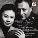 Sibelius: Violin Concerto, Op. 47 & Bruch: Scottish Fantasy, Op. 46/五嶋 みどり