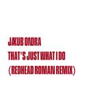 That's Just What I Do (Redhead Roman Remix)/Jakub Ondra