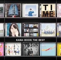 KANA-BOON THE BEST/KANA-BOON