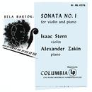 Bartók: Violin Sonata No. 1, Sz. 75 (Remastered)/Isaac Stern