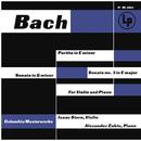 J.S. Bach: Violin Sonatas E Minor and E Major - C.P.E. Bach: Violin Sonata in G Minor, H. 542/Isaac Stern