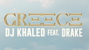 GREECE (Official Visualizer)( feat.ドレイク)/DJ Khaled