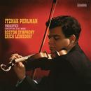 Prokofiev: Violin Concerto No. 2 in G Minor, Op. 63 &  Sibelius: Violin Concerto in D Minor, Op. 47/Itzhak Perlman