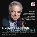 Collaborations - Works by Tchaikovsky, Dvorák, Halvorsen, Walton and Williams/Itzhak Perlman