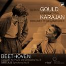 Beethoven: Piano Concerto No. 3 & Sibelius: Symphonie No. 5/Glenn Gould