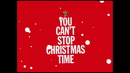 Can't Stop Christmas (Official Lyric Video)/Robbie Williams