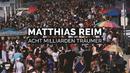 Acht Milliarden Träumer (Offizielles Lyric Video)/Matthias Reim
