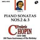 ショパン ピアノ・ソナタ 第2番&第3番/アビー・サイモン(ピアノ)