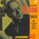 J.S.バッハ:無伴奏チェロ組曲/ガスパール・カサド(チェロ)/ガスパール・カサド