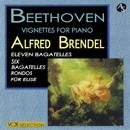 ベートーヴェン:ピアノ小品集/アルフレッド・ブレンデル