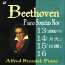 ベートーヴェン:ピアノ・ソナタ 第13・14・15・16番/アルフレッド・ブレンデル