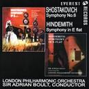 ショスタコーヴィチ & ヒンデミット/交響曲/ロンドン・フィルハーモニー管弦楽団