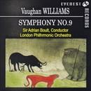 ヴォーン=ウィリアムズ:交響曲 第9番/ロンドン・フィルハーモニー管弦楽団