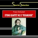 スペシャル・セレクション:シューベルト/弦楽四重奏曲 第13番「ロザムンデ」/カスパル・ダ・サロ四重奏団