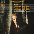 Bach: Keyboard Partitas Nos. 3 and 4 & Toccata in E Minor (Remastered)/グレン・グールド