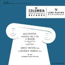 "Beethoven: Violin Sonata No. 9, Op. 47 ""Kreutzer"" & Schumann: Piano Quintet, Op. 44/Rudolf Serkin"