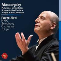 ムソルグスキー:展覧会の絵&はげ山の一夜/Paavo Jarvi (conductor) NHK Symphony Orchestra, Tokyo
