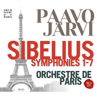 シベリウス:交響曲全集/Paavo Jarvi (conductor) Orchestre de Paris