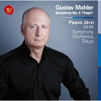 マーラー:交響曲第6番「悲劇的」/Paavo Jarvi (conductor) NHK Symphony Orchestra, Tokyo