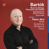 20世紀傑作選①バルトーク三部作:弦楽器・打楽器・チェレスタのための音楽他/Paavo Jarvi (conductor) NHK Symphony Orchestra, Tokyo