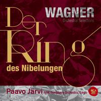 ワーグナー:楽劇「ニーベルングの指環」管弦楽曲集/Paavo Jarvi (conductor) NHK Symphony Orchestra, Tokyo