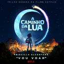 """Vou Voar (Música do filme Netflix """"A Caminho da Lua"""")/Priscilla Alcantara"""