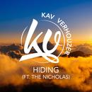 Hiding( feat.The Nicholas)/Kav Verhouzer