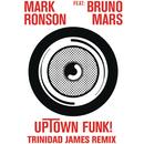 Uptown Funk (Trinidad James Remix)( feat.Bruno Mars)/Mark Ronson
