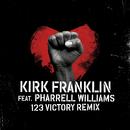 123 Victory (Remix)( feat.Pharrell Williams)/Kirk Franklin