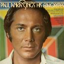 Sings His Favorites/Paul Anka