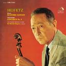 Bruch: Scottish Fantasy / Vieuxtemps: Violin Concerto No. 5/Jascha Heifetz
