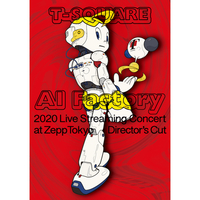 """T-SQUARE 2020 Live Streaming Concert """"AI Factory"""" at ZeppTokyo"""