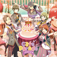 THE IDOLM@STER SideM ST@RTING LINE-10 Cafe Parade