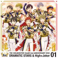 ハイレゾ/THE IDOLM@STER SideM 2nd ANNIVERSARY DISC 01/DRAMATIC STARS & High×Joker