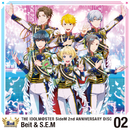 THE IDOLM@STER SideM 2nd ANNIVERSARY DISC 02/Beit & S.E.M