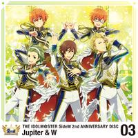 ハイレゾ/THE IDOLM@STER SideM 2nd ANNIVERSARY DISC 03/Jupiter & W