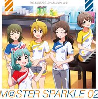 THE IDOLM@STER MILLION LIVE! M@STER SPARKLE 02