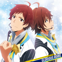 THE IDOLM@STER SideM ANIMATION PROJECT 08 オリジナルサウンドトラック GLORIOUS RO@D