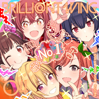 THE IDOLM@STER SHINY COLORS BRILLI@NT WING 04 夢咲きAfter school/放課後クライマックスガールズ
