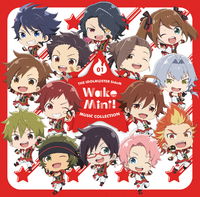 THE IDOLM@STER SideM WakeMini! MUSIC COLLECTION 01/315 STARS (フィジカル Ver.)