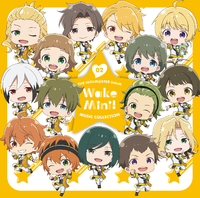 THE IDOLM@STER SideM WakeMini! MUSIC COLLECTION 02