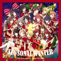 THE IDOLM@STER SHINY COLORS SE@SONAL WINTER SNOW FLAKES MEMORIES/シャイニーカラーズ
