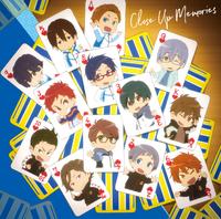 TVアニメ『Free!-Dive to the Future-』キャラクターソングミニアルバム Vol.2「Close Up Memories」
