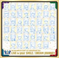 ハイレゾ/THE IDOLM@STER SideM 4th ANNIVERSARY DISC 「LIVE in your SMILE / DREAM JOURNEY」 /315 ALLSTARS